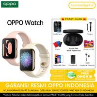 OPPO WATCH 41mm/46mm GARANSI RESMI INDONESIA