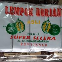 Lempok Durian Super Selera khas Pontianak kemasan 300gr
