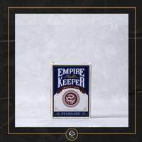 Kartu Remi Empire Keeper Blue/Red - Biru