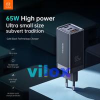 mcdodo adapter fast super charger pd afc qc 3.0 4.0 Gan 65w macbook