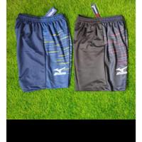 celana pendek kolor bola volly badminton lari mizuno olahraga premium