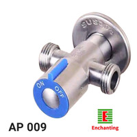 stop keran 1/2 Enchanting Stainless Steel High Quality Ap009