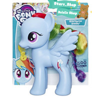 My Little Pony Rainbow Dash 8 inch Original / Boneka Little Pony