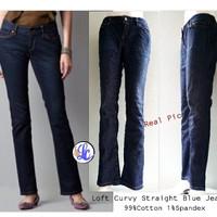 Loft Blue Cuvry Jeans