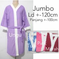 Handuk kimono mandi dewasa jumbo renang warna