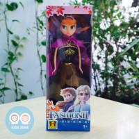 Mainan Boneka Barbie Frozen Anna / Kids Toy Barbie Anna Frozen