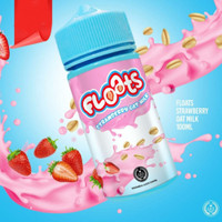floats strawberry oat milk 100ml