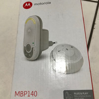 Motorola MBP140 Digital Audio Baby/Baby Monitor/Monitor Bayi (second)