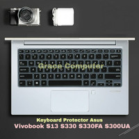 Cover Keyboard Protector Asus Vivobook S13 S330 S330FA S330UA