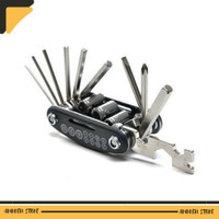 KNIFEZER Multifunctional 15 in 1 EDC Repair Tool