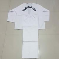 Baju Taekwondo Kerah Merah Anak