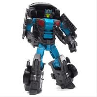Mainan robot action figure metal transformer- magmax saucy j8018f