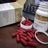 STEISLIM ASLI - Steislim Original Obat Herbal Penurun Berat Badan