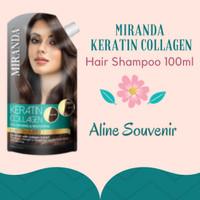 Miranda Keratin Collagen Hair Shampoo 100 ml
