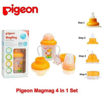 Pigeon Mag mag All In One Training Cup Pigeon Handle Set magmag