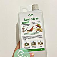Vivaria repti clean 1L disinfectant pembersih kandang reptil