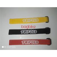 strap pengikat frame sepeda trifold