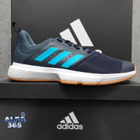 Sepatu Badminton Adidas Essence NEW - Legend Ink - 2020 - Bulu Tangkis - 40.5