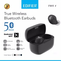 Edifier TWS 1 Black - Wireless Bluetooth Earphone