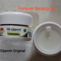 Hi derm Suncare Oily Mild - hiderm sunblock sunscreen SPF 15 - putih