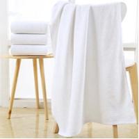 handuk mandi putih hotel wonderful wf 70x140 tebal & serap