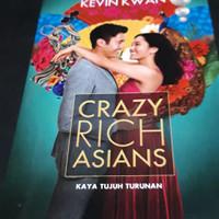 Novel Bekas, Crazy Rich Asians