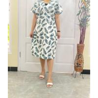 coconut dress wanita