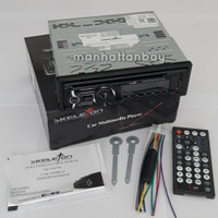 Tape Mobil Single Din DVD Player MP3 USB Micro SD Aux In Bluetooth