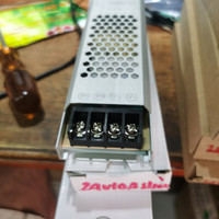 power supply switching 24v 10A slim tipis adaptor travo 24 volt 10 a