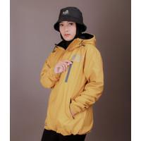 Jaket waterproof pria wanita /jaket outdoor parasut pria/jaket gunung