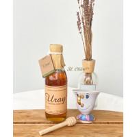 Madu Uray - Raw Honey 450 gr (330 ml) - Madu Murni Sehat - Madu Hutan