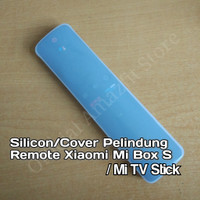 Silicon Mi TV Stick Pelindung Remote Control - Wajib Dipake