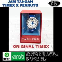 JAM TANGAN TIMEX WEEKENDER - TIMEX X PEANUTS