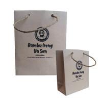 Paper Bag Tas Kertas Goodie Bag 11 x 6 x 14 cm