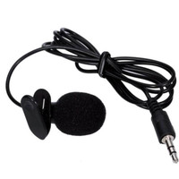 Microphone Clip On / clip on mic 3.5mm