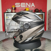 Helm Zeus 610 MDSIL 0014 SIL