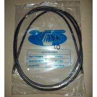KABEL LUAR gas / kopling / rem VESPA (VITALIA) tanpa kawat dalam