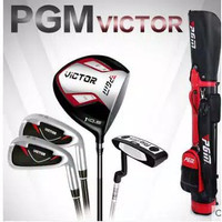 PGM 4Pcs Set Stik Golf Pemula untuk anak 3-12tahun