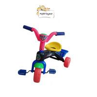 Mainan anak sepeda roda tiga DS 712
