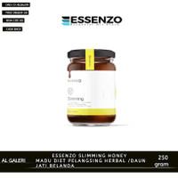 Slimming Honey Essenzo Madu Diet Pelangsing Herbal daun jati Belanda