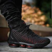 Sepatu Nike Lebron James 16 Fresh Bred Premium BNIB Quality