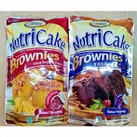 nutri cake brownies 250g