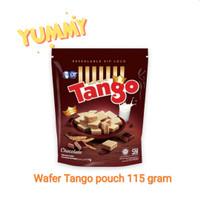 wafer tango pouch coklat 115 gram