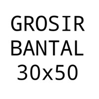 Grosir bantal 30x50