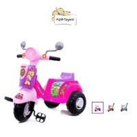 Mainan anak sepeda roda tiga/Tricycle SHP scooter 609