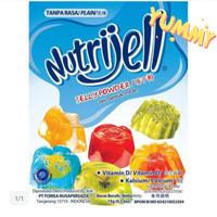 nutrijell jelly plain