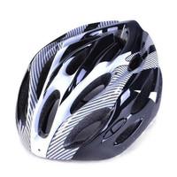 TaffSPORT Helm Sepeda EPS Foam PVC Shell