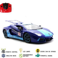 Mainan Mobil Remote Control RC FF Fast Racer