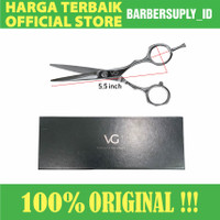 Gunting Potong dan Gunting Penipis VG Professional Hair Scissors