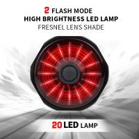 Meroca Superone lampu rem sepeda smart